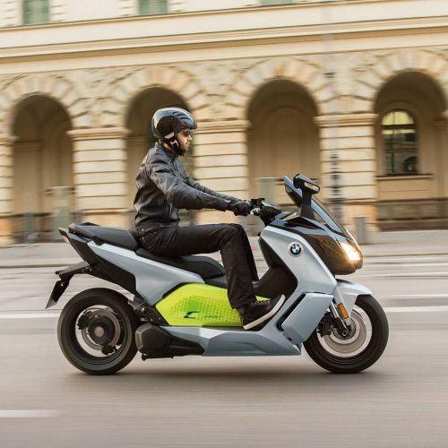 2018 BMW C Evolution Gallery Image 2