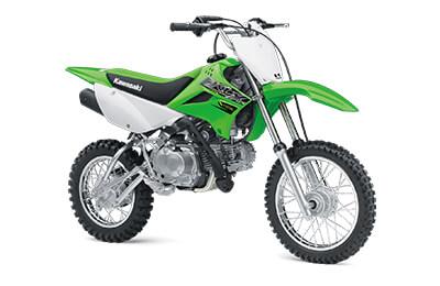 2019 Kawasaki KLX 110L