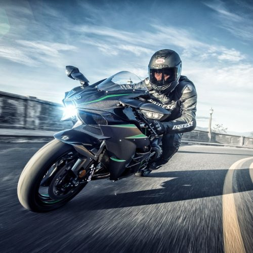 2019 Kawasaki Ninja H2 Carbon Gallery Image 3