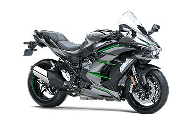 2019 Kawasaki Ninja H2 SX SE Plus