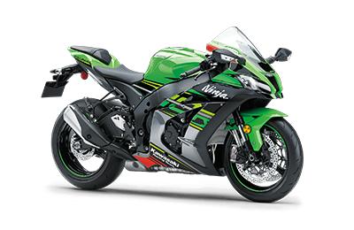 2019 Kawasaki Ninja ZX 10R ABS KRT Edition