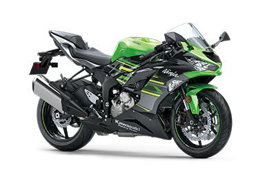2019 Kawasaki Ninja ZX 6R ABS KRT Edition