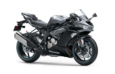 2019 Kawasaki Ninja ZX 6R ABS
