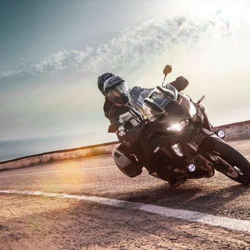 2021 Kawasaki VERSYS 1000 SE LT Plus Gallery Image 2