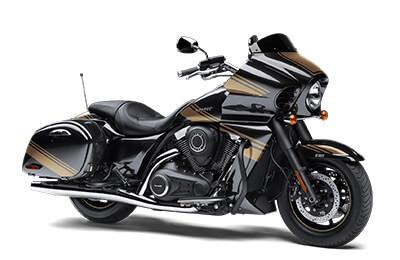2019 Kawasaki VULCAN 1700 VAQUERO® ABS