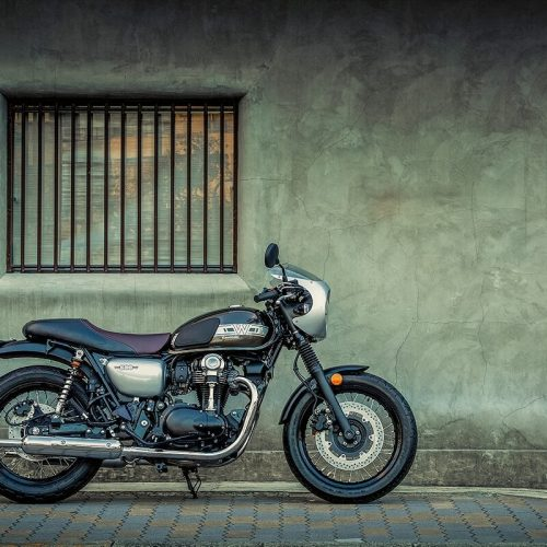 2019 Kawasaki W800 CAFE Gallery Image 7