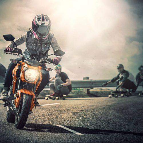 2019 Kawasaki Z125 PRO Gallery Image 1
