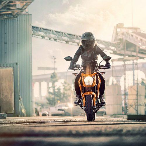 2019 Kawasaki Z125 PRO Gallery Image 2