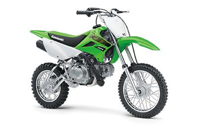 2020 Kawasaki KLX 110L Gallery Image 4