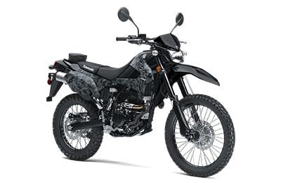 2020 Kawasaki KLX 250 CAMO
