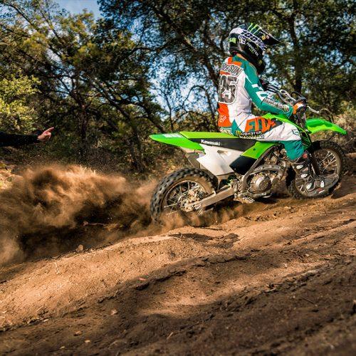 2021 Kawasaki KLX 140R Gallery Image 4