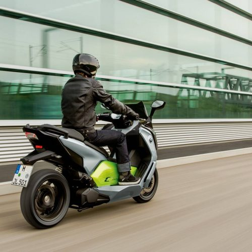 2018 BMW C Evolution Gallery Image 4
