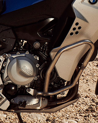 2020 BMW F 850 GS Adventure Gallery Image 3