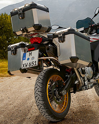 2020 BMW F 850 GS Adventure Gallery Image 4