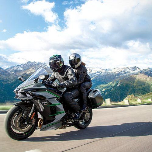 2019 Kawasaki Ninja H2 SX SE Plus Gallery Image 3