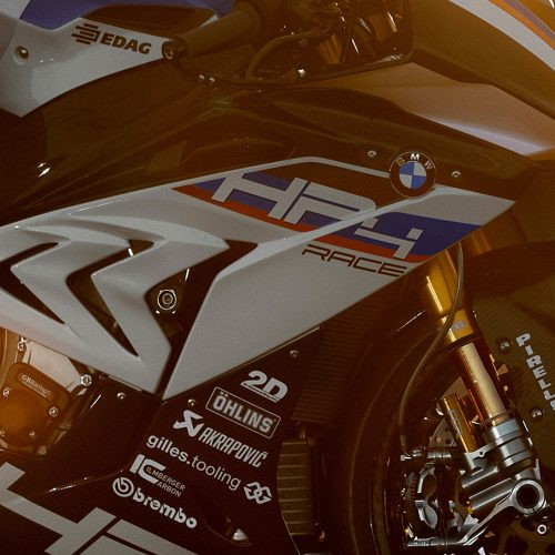 2018 BMW HP4 RACE Gallery Image 5