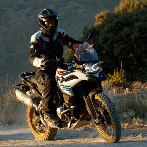 2020 BMW F 850 GS Gallery Image 4