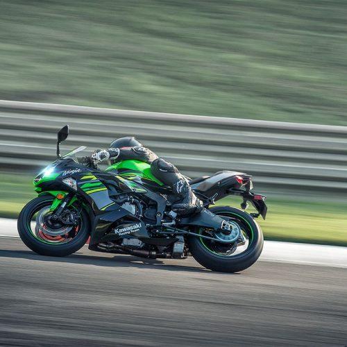 2019 Kawasaki Ninja ZX 6R ABS KRT Edition Gallery Image 3