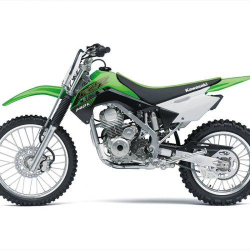 2020 Kawasaki KLX 140L Gallery Image 2