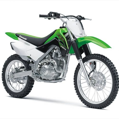 2020 Kawasaki KLX 140L Gallery Image 3