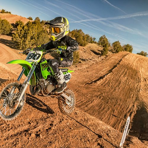 2021 Kawasaki KX 65 Gallery Image 4