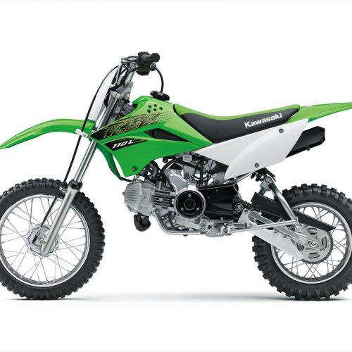 2020 Kawasaki KLX 110L Gallery Image 1