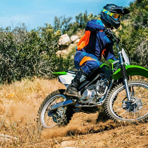 2020 Kawasaki KLX 140G Gallery Image 2