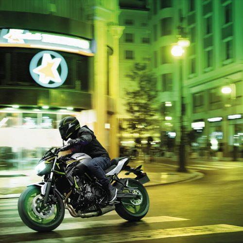 2021 Kawasaki Z650 ABS Gallery Image 1
