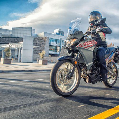 2021 Kawasaki VERSYS -X 300 ABS Gallery Image 2