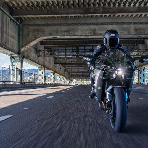 2021 Kawasaki Ninja H2 Carbon Gallery Image 1