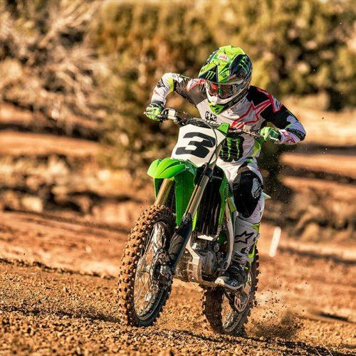 2020 Kawasaki KX 450 Gallery Image 2