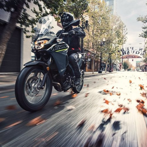 2019 Kawasaki VERSYS X 300 ABS Gallery Image 2