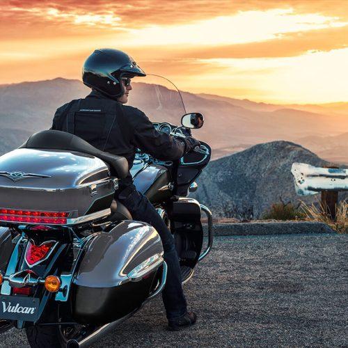 2021 Kawasaki Vulcan 1700 Voyager ABS Gallery Image 1