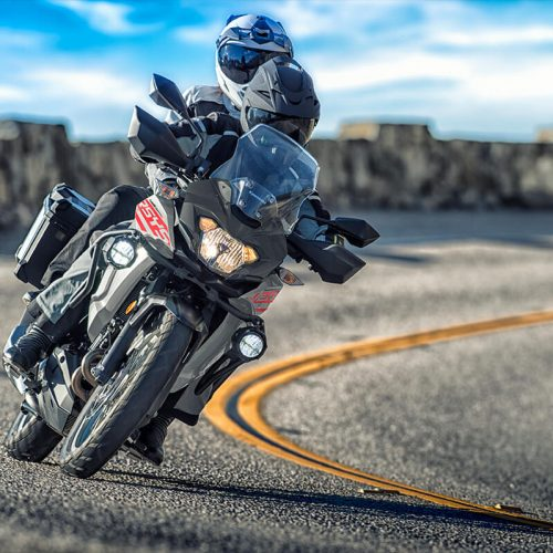 2021 Kawasaki VERSYS -X 300 ABS Gallery Image 1