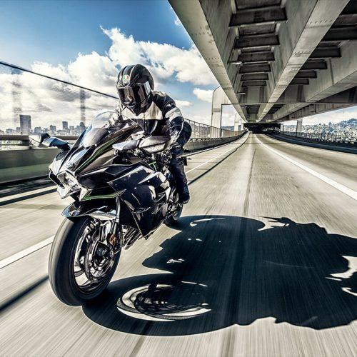 2021 Kawasaki Ninja H2 Gallery Image 1
