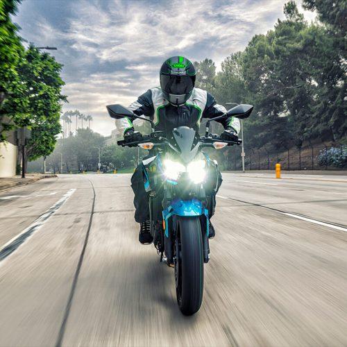2021 Kawasaki Z400 ABS Gallery Image 2