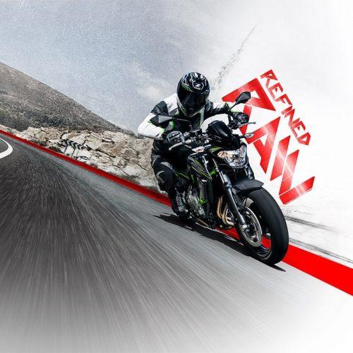 2019 Kawasaki Z650 ABS Gallery Image 3