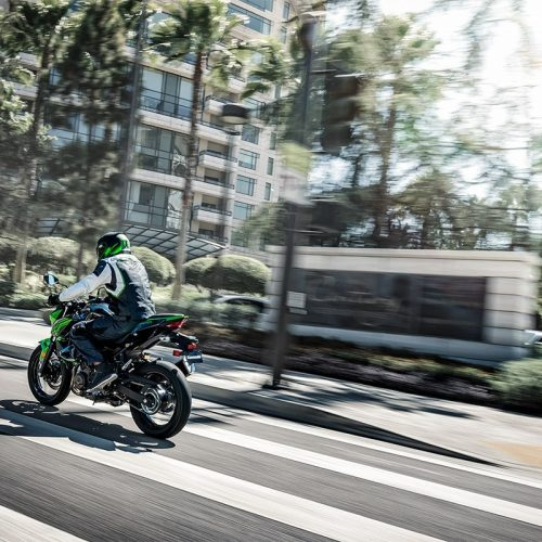 2019 Kawasaki Z400 ABS Gallery Image 2