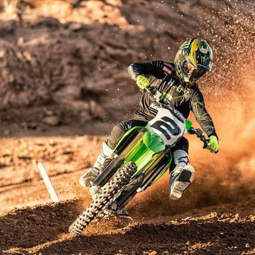 2020 Kawasaki KX 450 Gallery Image 3