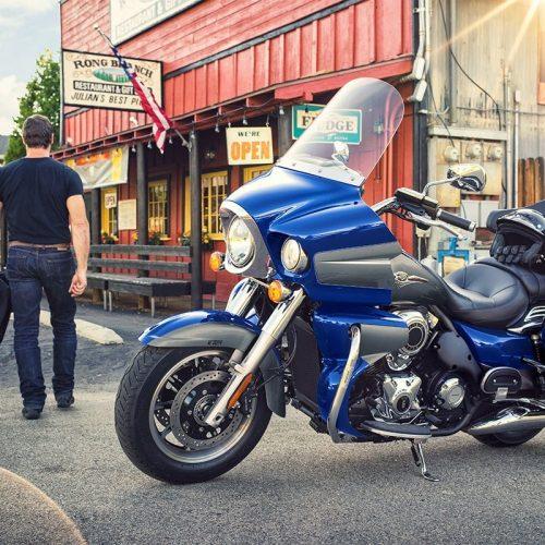 2019 Kawasaki Vulcan 1700 Voyager ABS Gallery Image 2