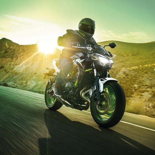 2021 Kawasaki Z650 ABS Gallery Image 3