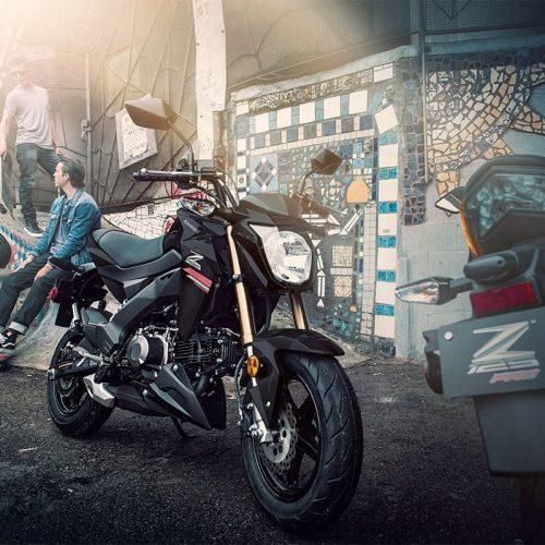 2019 Kawasaki Z125 PRO Gallery Image 3