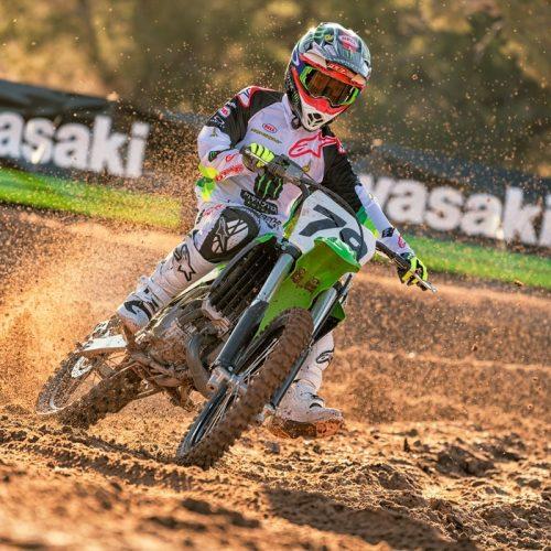 2019 Kawasaki KX 100 Gallery Image 2