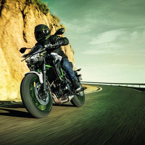 2021 Kawasaki Z650 ABS Gallery Image 4