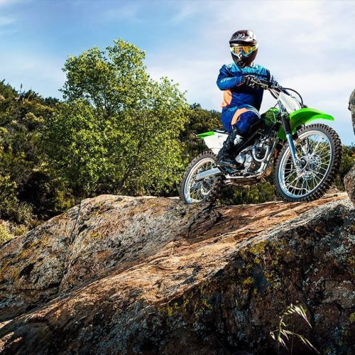 2020 Kawasaki KLX 140G Gallery Image 4
