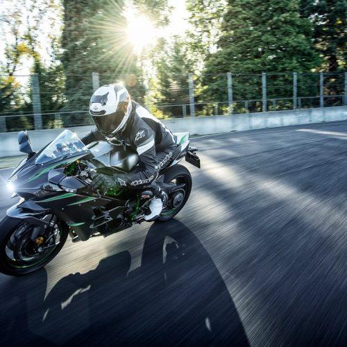 2019 Kawasaki Ninja H2 Carbon Gallery Image 4