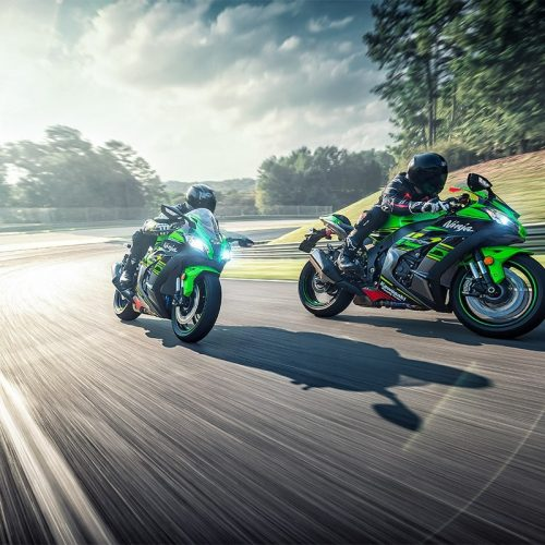 2019 Kawasaki Ninja ZX 10R ABS KRT Edition Gallery Image 4