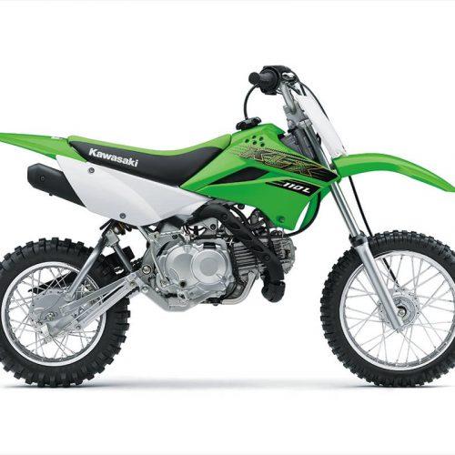 2020 Kawasaki KLX 110L Gallery Image 2
