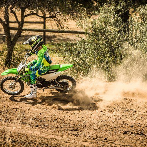 2021 Kawasaki KLX 110R Gallery Image 4