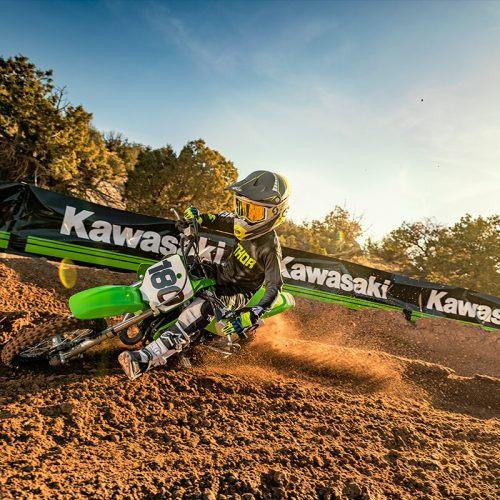 2021 Kawasaki KX 65 Gallery Image 3